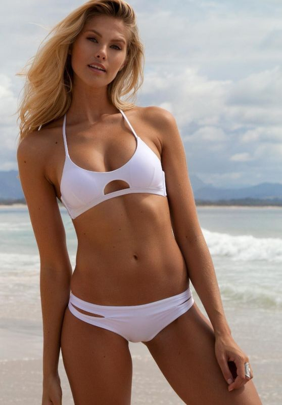 Natalie Jayne Roser Bikini Pics - Sheridyn Swimwear Collection 2015