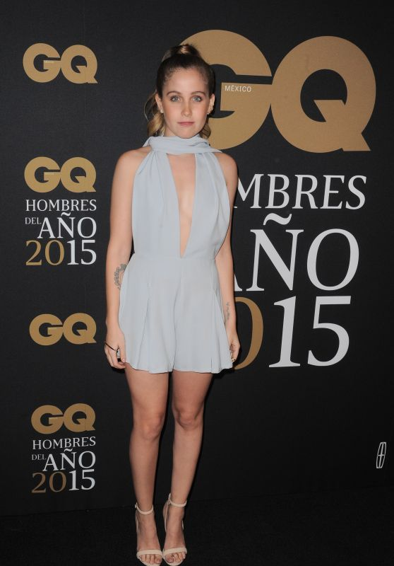 Natasha Dupeyron – GQ Men of the Year Awards 2015 in Mexico City