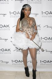Nicki Minaj - Haunted Funhouse Halloween Party in Las Vegas, October 2015