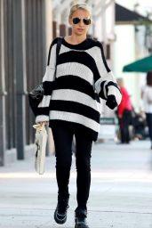 Nicole Richie - Shopping at Papyrus in Sherman Oaks, November 2015