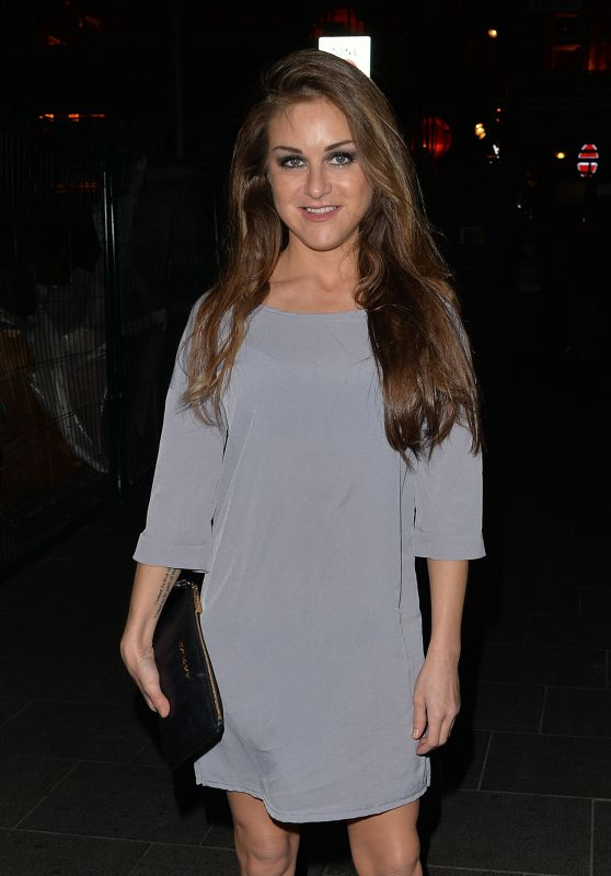 Nikki Grahame – Jasmin Walia's Clothing Launch Party in London, November 2015