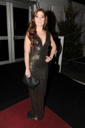 Nikki Sanderson - The GEM Appeal Annual Winter Ball in Blackpool, November 2015
