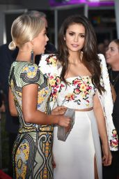 Nina Dobrev – 2015 American Music Awards in Los Angeles