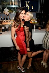Nina Dobrev & Julianne Hough - AMAs Afterparty at Craig