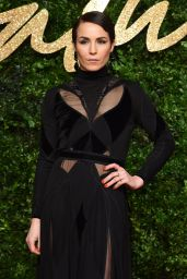 Noomi Rapace – British Fashion Awards 2015 in London