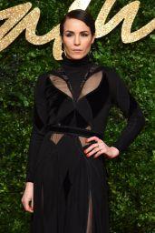 Noomi Rapace – British Fashion Awards 2015 in London