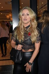 Ola Jordan - Boux Avenue Oxford Street Store Launch in London, November 2015