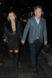 Ola Jordan Night Out Style - Leaving Annabell