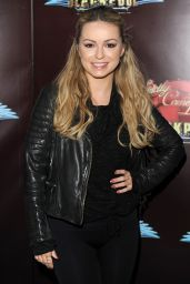 Ola Jordan - Strictly Blackpool Arrivals, November 2015