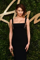 Olga Kurylenko – British Fashion Awards 2015 in London