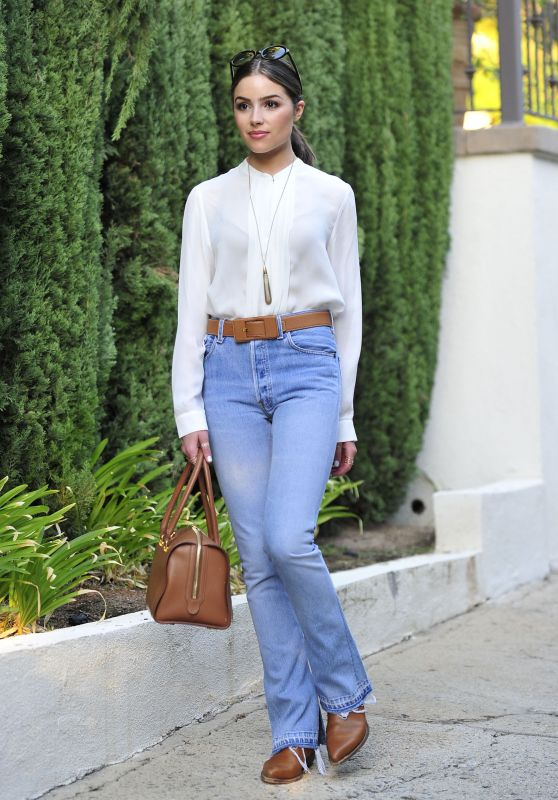 Olivia Culpo - Out in Los Angeles, November 2015