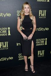 Olivia Holt – HFPA and InStyle Celebrate The 2016 Golden Globe Award Season