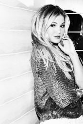 Olivia Holt -  Photoshoot for Hollywood Records 2015