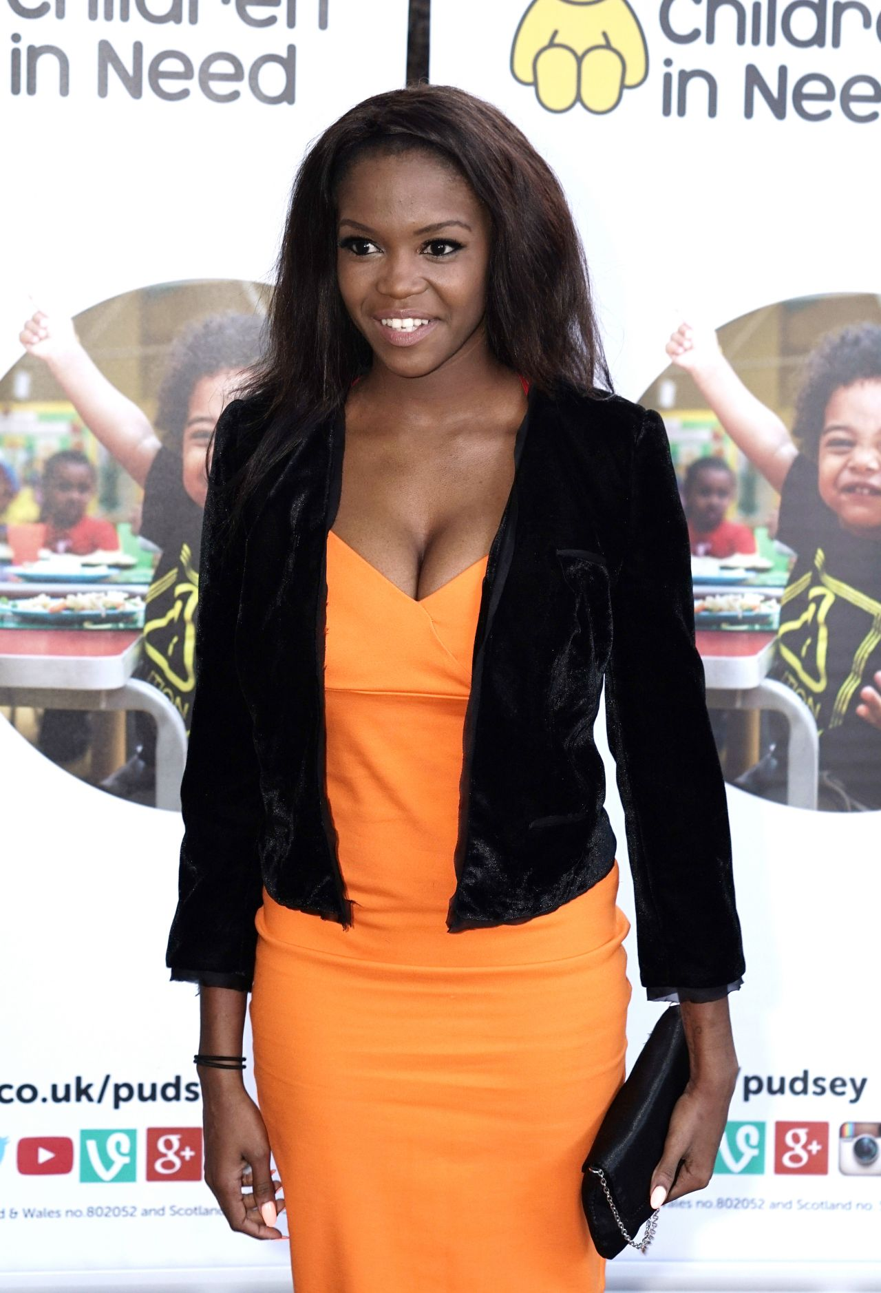 Otlile Mabuse - Terry Wogans Gala Lunch For Children In