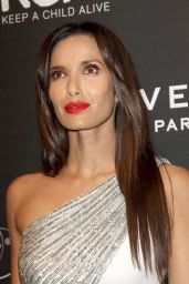 Padma Lakshmi – 2015 Keep a Child Alive Black Ball in New York City