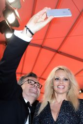 Pamela Anderson - Bambi Awards 2015 in Berlin