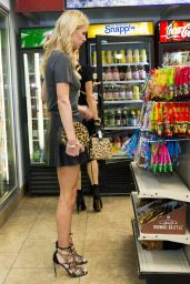Paris & Nicky Hilton Night Out in West Hollywood - October 2015