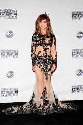 Paula Abdul – 2015 American Music Awards Press Room