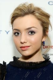 Peyton List - Delete Blood Cancer DKMS Dinner in Los Angeles