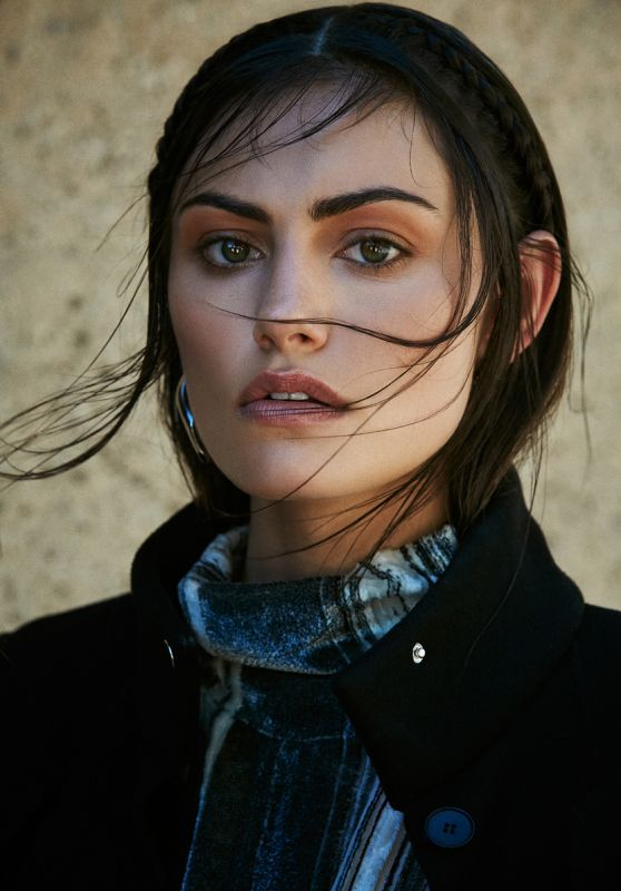 Phoebe Tonkin - Photoshoot for Flaunt Magazine December 2015