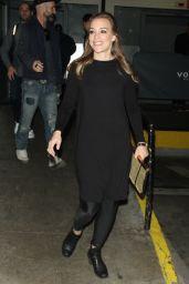 Piper Perabo - Out in New York City, November 2015