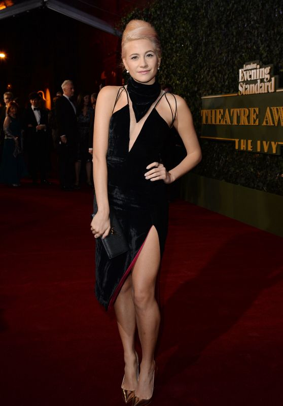 Pixie Lott – 2015 Evening Standard Theatre Awards in London
