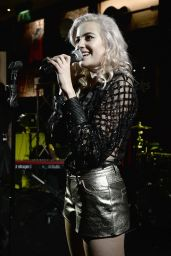 Pixie Lott - Hard Rock Cafe in London, November 2015