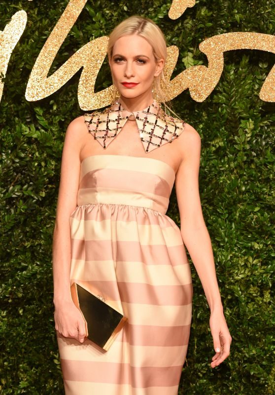 Poppy Delevingne – British Fashion Awards 2015 in London