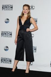 Poppy Jamie – 2015 American Music Awards in Los Angeles