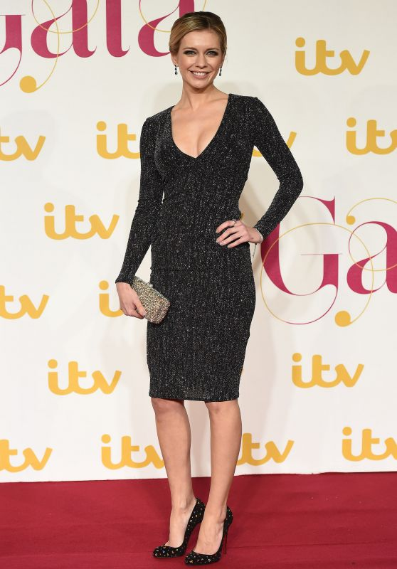 Rachel Riley - itv 60th Anniversary Gala, November 2015