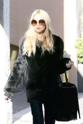 Rachel Zoe - Out and About in Beverly Hills, November 2015