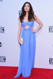 Rainey Qualley – 2015 American Music Awards in Los Angeles