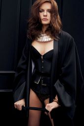 Rebecca Ferguson - Photoshoot for The Untitled Magazine September 2015