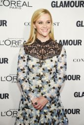 Reese Witherspoon - 2015 Glamour Women of the Year Awards in NYC