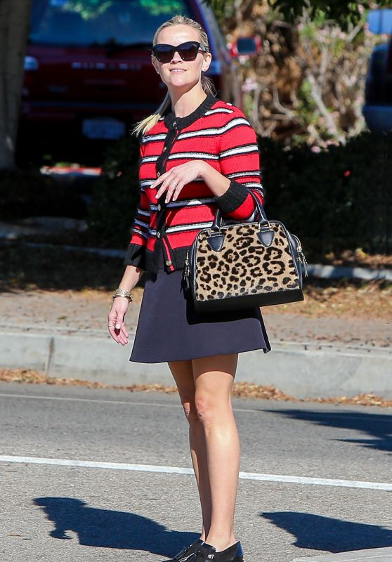 Reese Witherspoon - Out in Beverly Hills, November 2015