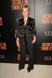 Rhea Seehorn – Secret In Their Eyes Premiere in Los Angeles