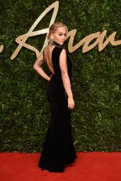 Rita Ora – British Fashion Awards 2015 in London