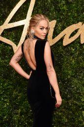 Rita Ora – British Fashion Awards 2015 in London