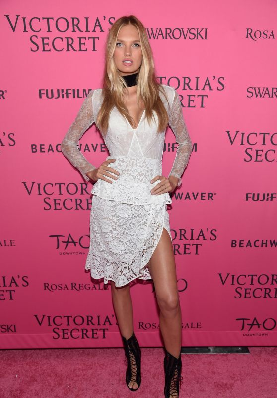 Romee Strijd – Victoria's Secret Fashion Show 2015 After Party in NYC
