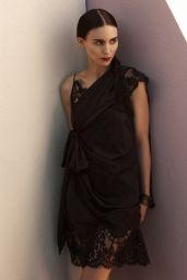 Rooney Mara - Photoshoot for Elle Magazine January 2016