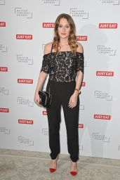 Rosie Fortescue - 2015 British Takeaway Awards in London