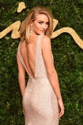 Rosie Huntington-Whiteley - British Fashion Awards 2015 in London