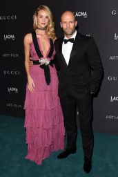 Rosie Huntington-Whiteley – LACMA 2015 Art+Film Gala in Los Angeles