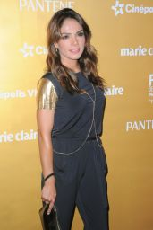 Rossana Najera – Marie Claire Prix de la Mode Awards 2015 at Hotel Hayatt in Mexico City