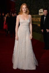 Ruth Wilson – 2015 Evening Standard Theatre Awards in London