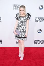 Sabrina Carpenter – 2015 American Music Awards in Los Angeles