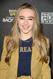 Sabrina Carpenter - 2015 American Music Awards Radio Row Day 2 in Los Angeles