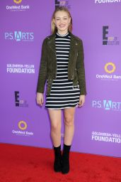 Sadie Calvano – P.S. ARTS Presents Express Yourself 2015 in Santa Monica