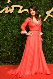 Salma Hayek - 2015 British Fashion Awards in London