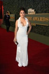 Salma Hayek – Evening Standard's Theatre Awards in London, November 2015